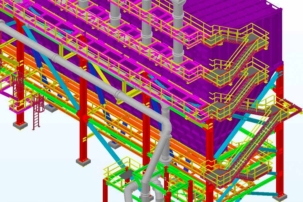 upcr-ingenierie-industrielle-construction-metallique-charpente-calculs-tekla